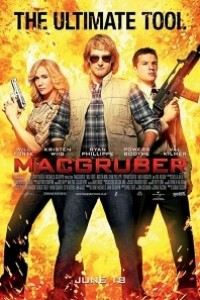 Caratula, cartel, poster o portada de MacGruber