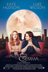 Caratula, cartel, poster o portada de Alex & Emma