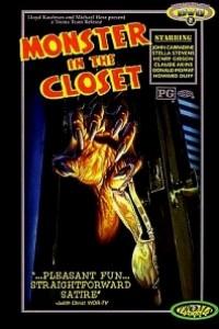 Caratula, cartel, poster o portada de El monstruo del armario