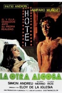 Caratula, cartel, poster o portada de La otra alcoba