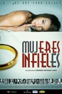 Caratula, cartel, poster o portada de Mujeres infieles