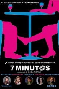 Caratula, cartel, poster o portada de 7 minutos