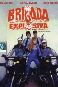 Caratula, cartel, poster o portada de Brigada explosiva