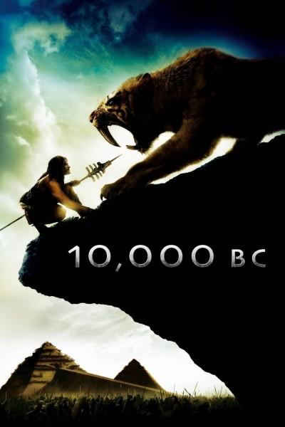 Caratula, cartel, poster o portada de 10.000