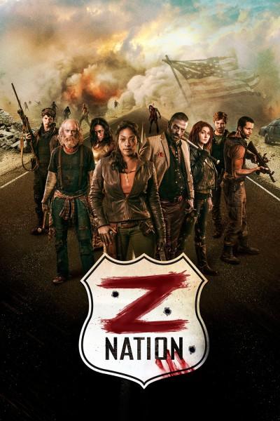 Caratula, cartel, poster o portada de Z Nation