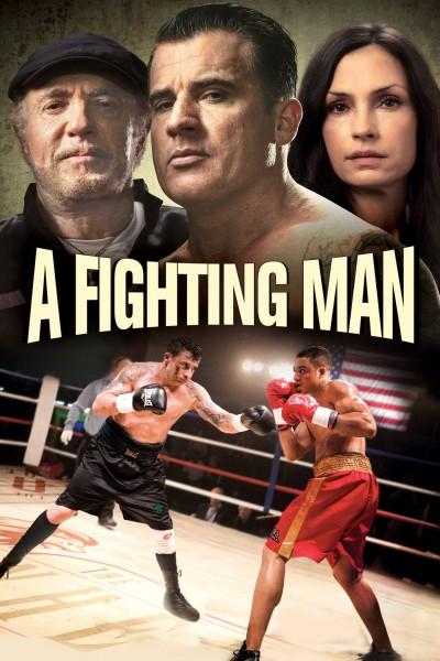 Caratula, cartel, poster o portada de El luchador