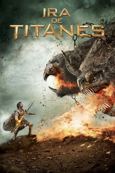 Caratula, cartel, poster o portada de Ira de Titanes