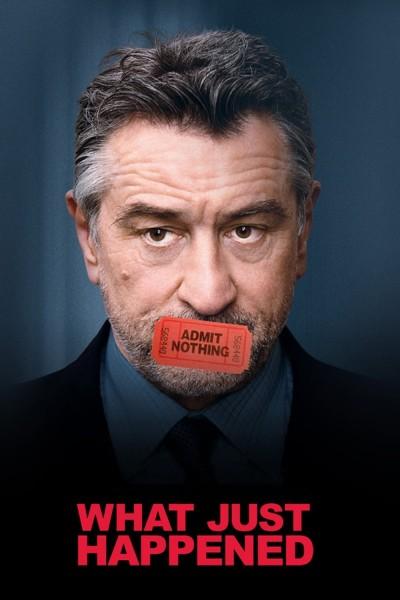 Caratula, cartel, poster o portada de Algo pasa en Hollywood