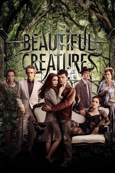 Caratula, cartel, poster o portada de Hermosas criaturas