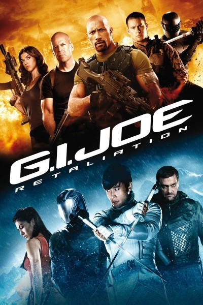 Caratula, cartel, poster o portada de G.I. Joe: La venganza