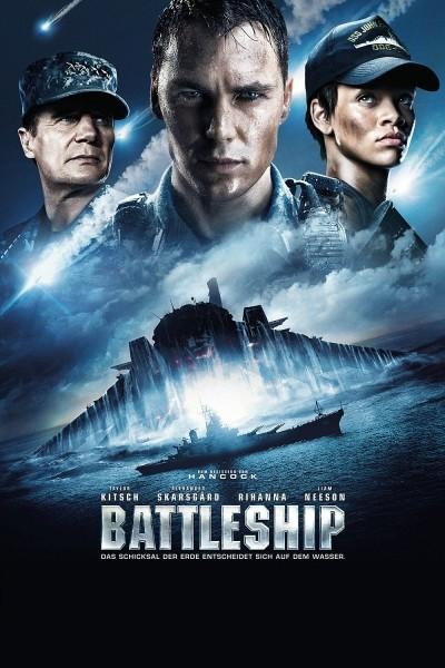 Caratula, cartel, poster o portada de Battleship