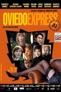 Caratula, cartel, poster o portada de Oviedo Express