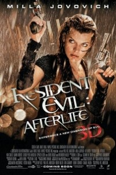 Caratula, cartel, poster o portada de Resident Evil 4: Ultratumba