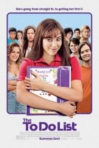 Caratula, cartel, poster o portada de Cosas que hacer antes de los 18