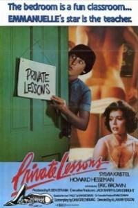 Caratula, cartel, poster o portada de La primera lección