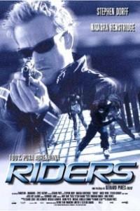 Caratula, cartel, poster o portada de Riders