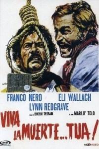 Caratula, cartel, poster o portada de ¡Viva la muerte... tuya!