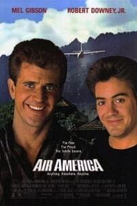 Caratula, cartel, poster o portada de Air America