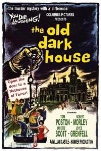Caratula, cartel, poster o portada de La vieja casa oscura