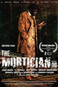 Caratula, cartel, poster o portada de The Mortician