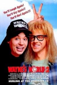 Caratula, cartel, poster o portada de Wayne\'s World 2 ¡Qué desparrame!