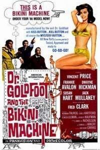 Caratula, cartel, poster o portada de Doctor G y su máquina de bikinis