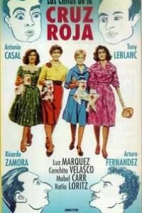 Caratula, cartel, poster o portada de Las chicas de la Cruz Roja