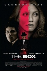 Caratula, cartel, poster o portada de The Box