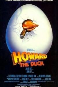 Caratula, cartel, poster o portada de Howard: un nuevo héroe
