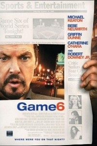 Caratula, cartel, poster o portada de Game 6