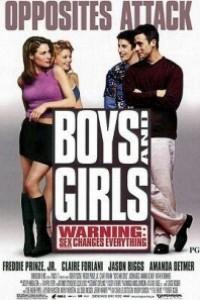 Caratula, cartel, poster o portada de Chicos y chicas