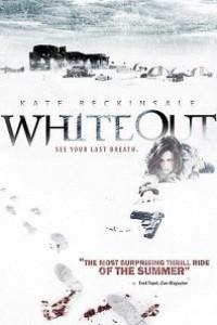 Caratula, cartel, poster o portada de Terror en la Antártida (Whiteout)