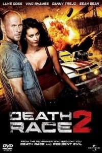 Caratula, cartel, poster o portada de La carrera de la muerte: el origen (Death Race 2)