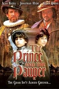 Caratula, cartel, poster o portada de El príncipe y el mendigo