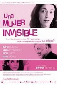 Caratula, cartel, poster o portada de Una mujer invisible