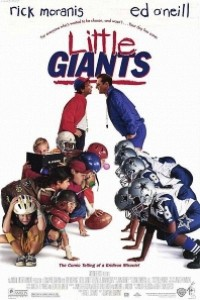 Caratula, cartel, poster o portada de Pequeños gigantes
