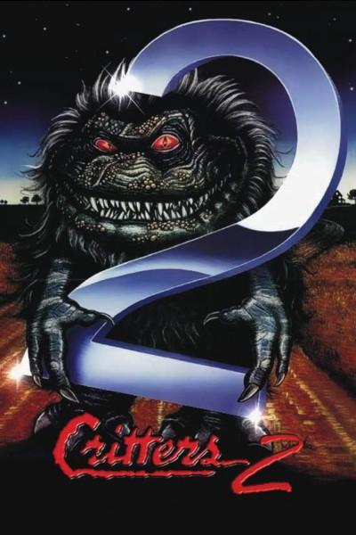 Caratula, cartel, poster o portada de Critters 2