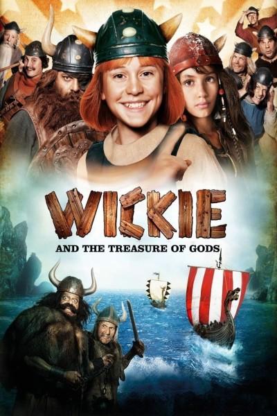 Caratula, cartel, poster o portada de Vicky El Vikingo y el martillo de Thor (Vicky el Vikingo 2)