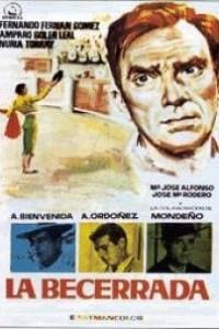 Caratula, cartel, poster o portada de La becerrada