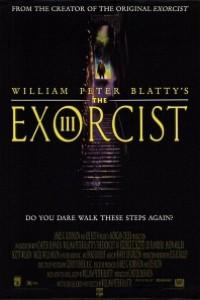 Caratula, cartel, poster o portada de El Exorcista III