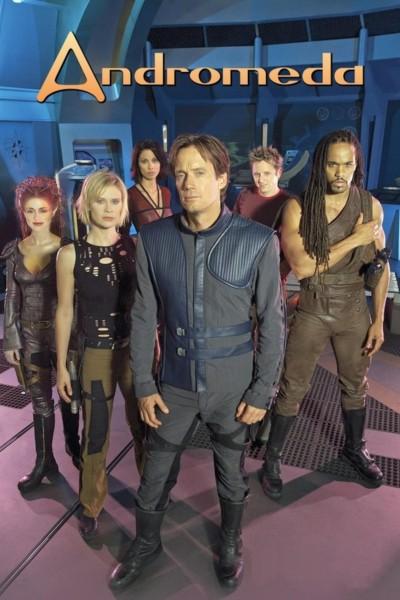 Caratula, cartel, poster o portada de Andromeda