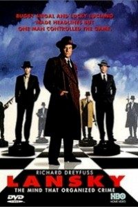 Caratula, cartel, poster o portada de Lansky, el imperio del crimen