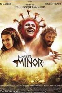 Caratula, cartel, poster o portada de Su majestad Minor
