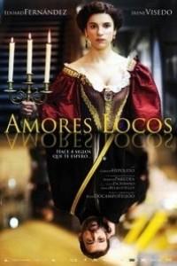 Caratula, cartel, poster o portada de Amores locos
