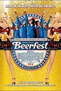 Caratula, cartel, poster o portada de La fiesta de la cerveza ¡Bebe hasta reventar! (Beerfest)