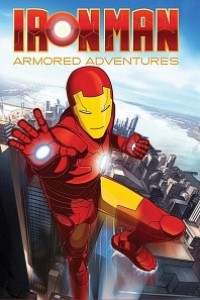 Caratula, cartel, poster o portada de Iron Man: Armored Adventures