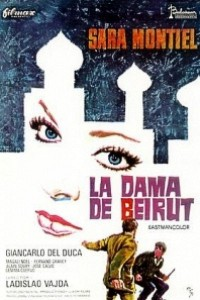 Caratula, cartel, poster o portada de La dama de Beirut