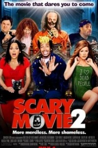 Caratula, cartel, poster o portada de Scary Movie 2