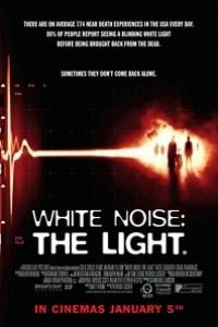 Caratula, cartel, poster o portada de White Noise 2: La luz