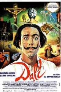 Caratula, cartel, poster o portada de Dalí